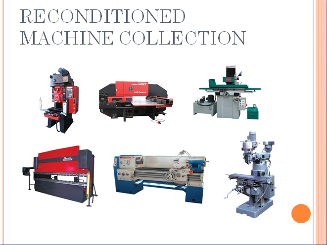 rec machine tools