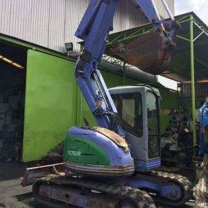 Excavator Hitachi EX75UR