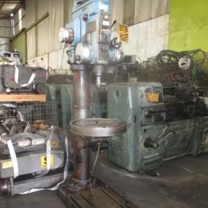 Drilling Yoshida WDL-328