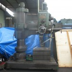 Drilling Yoshida WDL-347