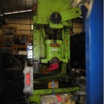 Power Press 55 Ton Aida WPP-1392