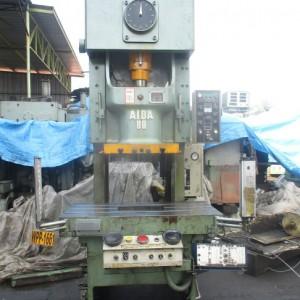 Power Press 80 Ton Aida