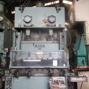 Aida Double Crank 160 Ton WPP-1670