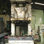 Power Press NTEC 200 Ton WPP-1693