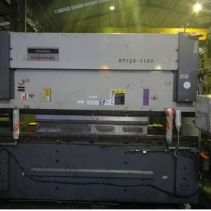 Nisshinbo Press Brake